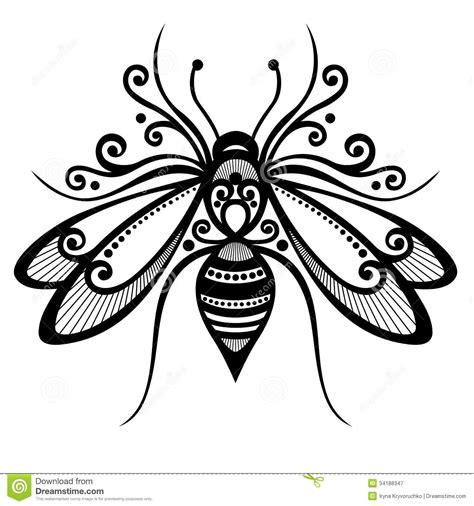insect bee royalty free stock photography image 34188347