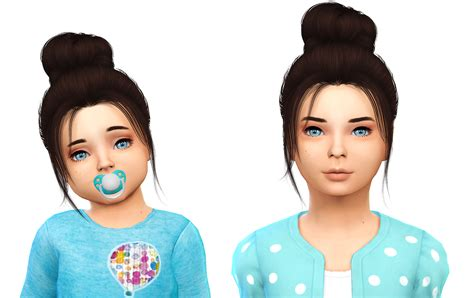 sims 4 cc children hairstyles lana cc finds simiracle nightcrawler impulse toddlers