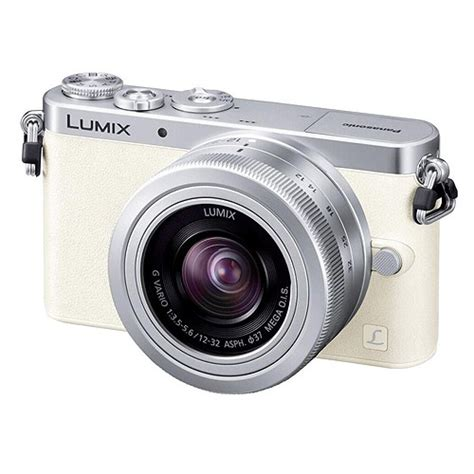 Kamera Canon Lumix surga abadi sellular kamera digital panasonic dmc gm1 white