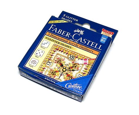 Cat Acrylic Faber Castell 3d outliner rcecho
