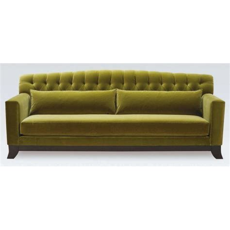 truman green upholstered sofa from ultimate contract uk