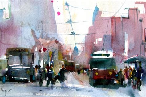 herry arifin watercolour paintings 26 best images about herry arifin on pinterest