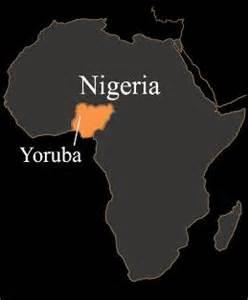yoruba africa map yoruba trispectivism