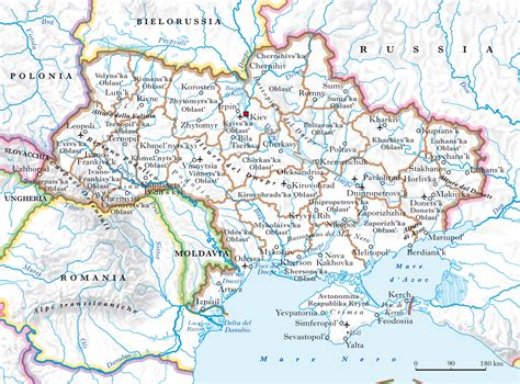 porto ucraino sul mar nero ucraina nell enciclopedia treccani