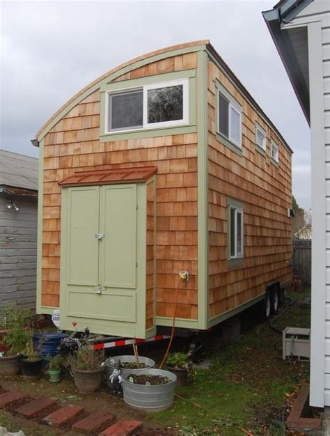 248 Sq Ft Lilypad Tiny House On Wheels Lilypad Tiny House