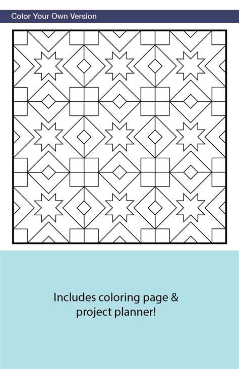 design patterns pdf starbelt quilt pattern pdf michelle bartholomew