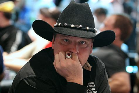 kenna james cowboy poker player pokerlistingscom