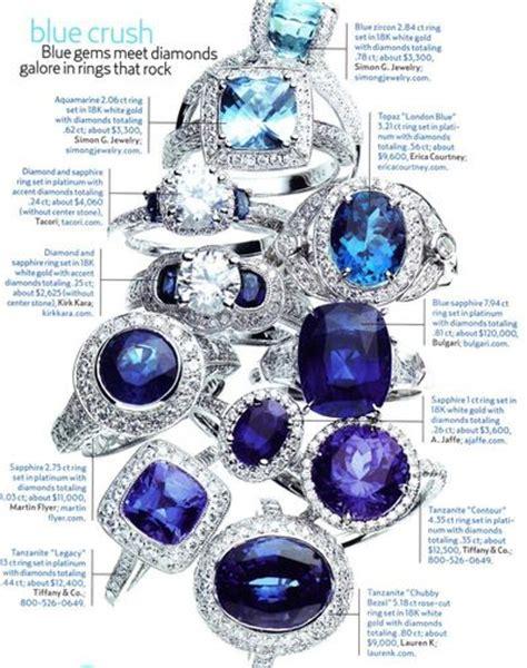 types of blue gemstones jewelry style guru fashion