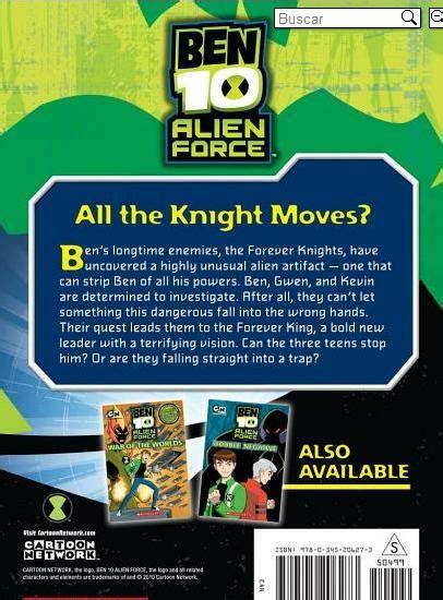 imagen parte trasera del libro 2 jpg ben 10 wiki la enciclopedia alien 237 gena