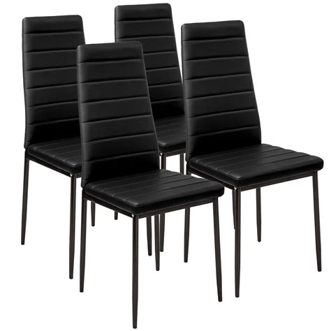 modern leather dining room chairs modern dining chairs dining room chair table faux leather