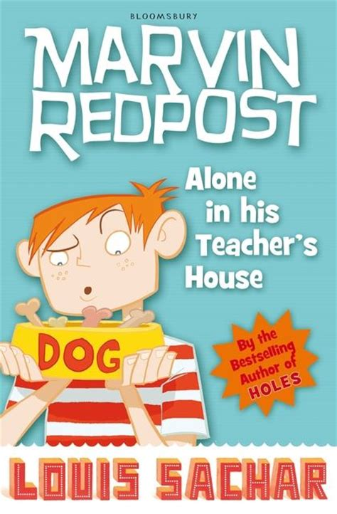 a in his home books marvin redpost alone in his s house book 4