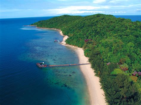 Bed With Steps Kota Kinabalu An Unlikely Luxury Destination Luxe
