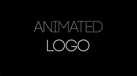 tutorial after effects logo animation project hbc tutorial animated logo in after effects