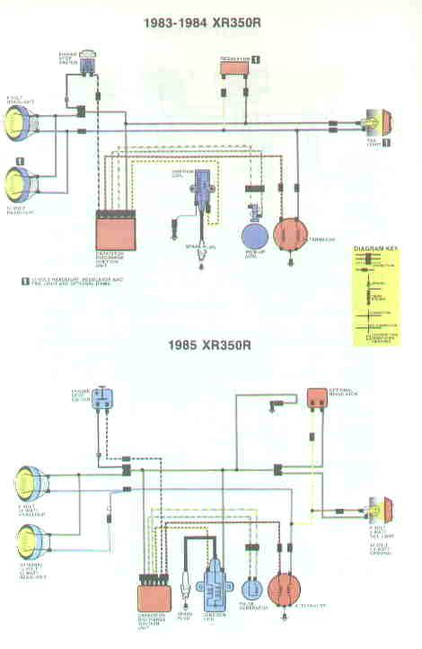 honda xr200 wiring diagram ct90 wiring diagram wiring
