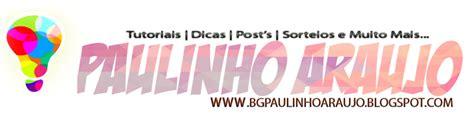 blog do professor paulinho arajo blog do paulinho araujo