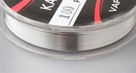 Hcigar Kanthal Wire 1meter 5 29 authentic hcigar kanthal a1 vape heating wire for rba atomizers 26 awg 0 4mm 30m