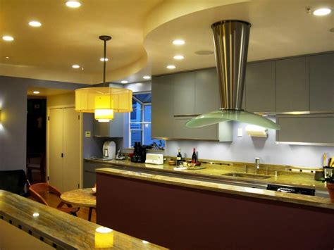 inspirational kitchen lighting installation for low how to install recessed kitchen ceiling light fixtures