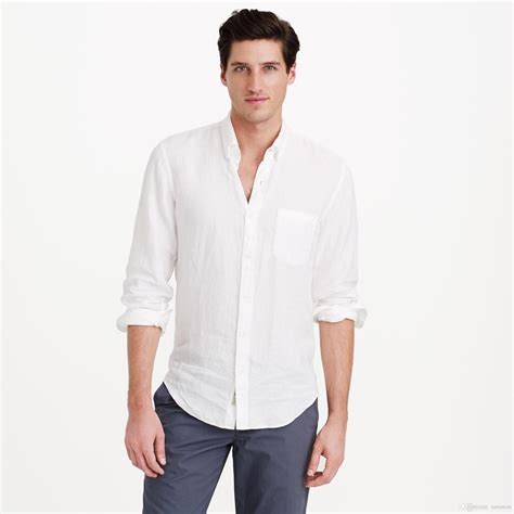 Linen Shirt 2018 white linen shirts linen shirt tailor made custom