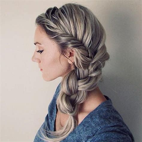 hairstyles for long hair french 8 romantic french braided hairstyles for long hair you