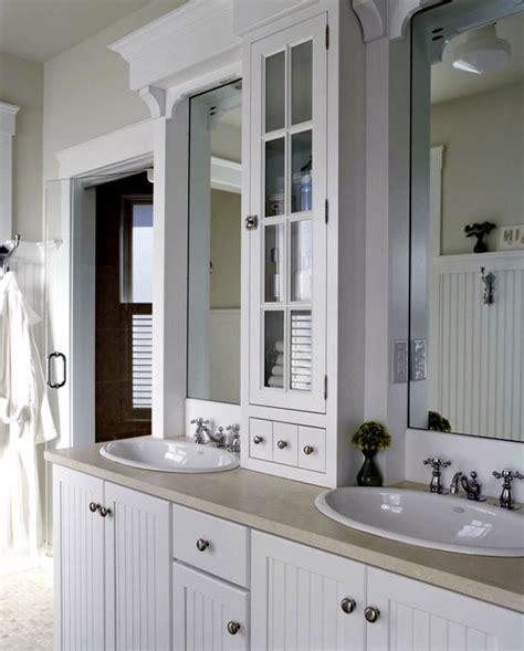 Replace Kitchen Cabinet Doors With Glass by Decorating Bath Vanities Traditional Home