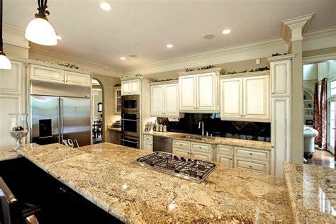 contoh desain dapur kotor desain meja dapur granit minimalis terbaru renovasi