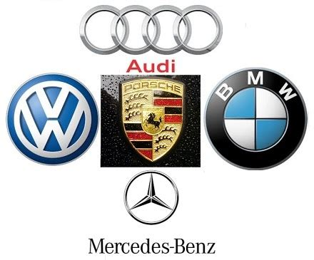 german car brand logos