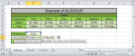 hlookup excel 2010 tutorial pdf hlookup excel 2010 tutorial pdf exles of hlookup and