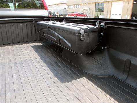 truck bed gun storage truck bed gun storage boxes pictures to pin on pinterest