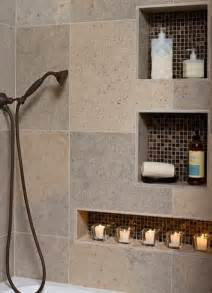 bathroom niche ideas bathroom candles for cozy and atmosphere