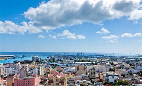 mauritius port louis port louis a capital on the move air mauritius