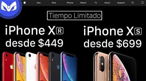 iphone xr 449 y iphone xs 699 baratos en apple explicado