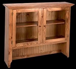Hutch Tops Only Amazon Com Hutches Honey Pine Walden Hutch Top Only