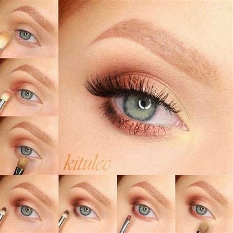 eyeshadow tutorial beginners basic eye makeup tutorial step by step for beginners eye