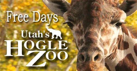 zoo lights hogle zoo coupons hogle zoo free admission days coupons 4 utah