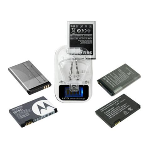 Universal Travel Charger Lcd Usb Gma new universal lcd mobile cell phone battery wall travel charger with usb port e0 ebay