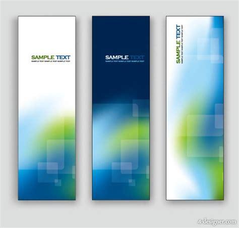 design banner eps file 4 designer beautifully banner02 trend vector material