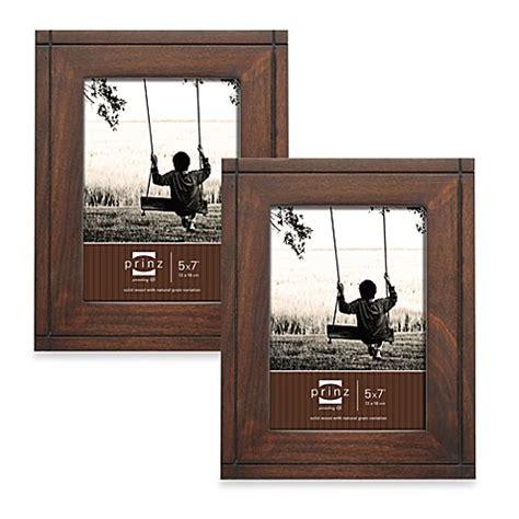 bed bath and beyond frames prinz dryden walnut wood frames bed bath beyond