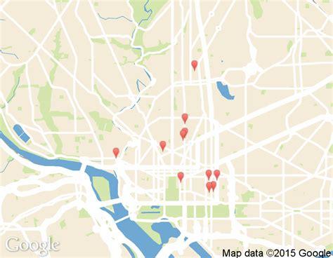 washington dc nightlife map punch the best craft cocktail bars in washington d c