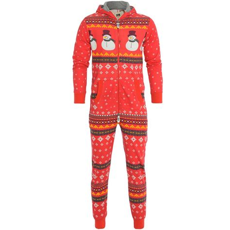 new mens snowman aztec christmas xmas festive print all in