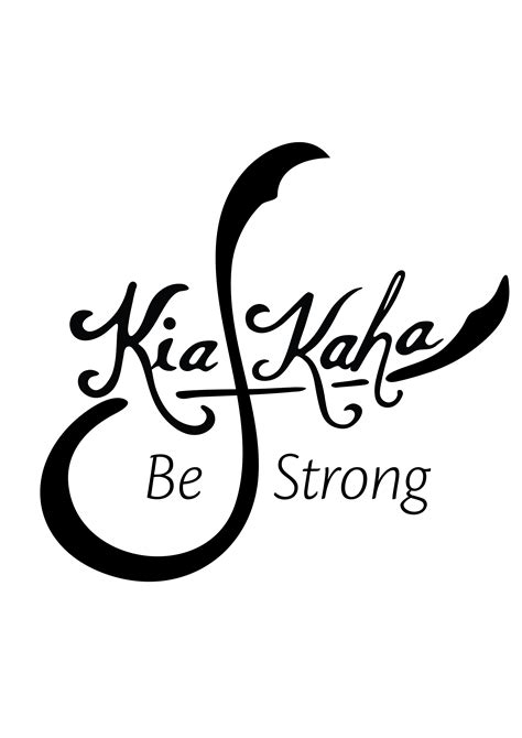 Forever Strong Kia Kaha by Kia Kaha T Pictures To Pin On Tattooskid
