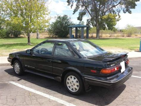 1988 Toyota Corolla Gts Find Used 1988 Toyota Corolla Gts Coupe 2 Door 1 6l In