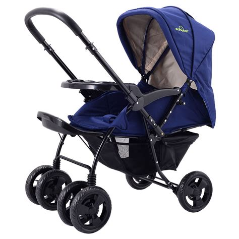 baby travel pushchair two way foldable baby travel stroller newborn infant