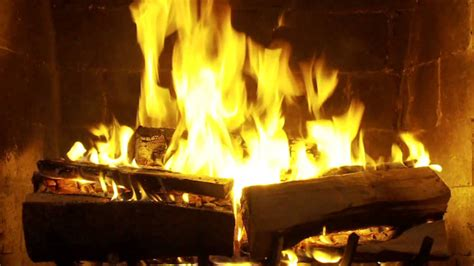 Yule Fireplace by See The Burn The Best And Worst Yule Log