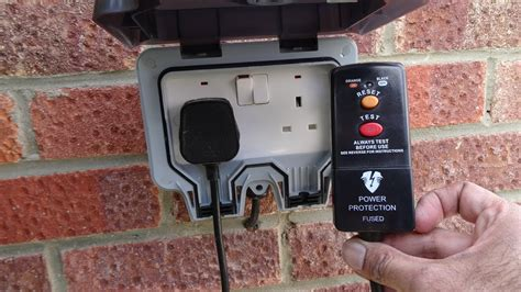 install  outdoor electrical socket youtube