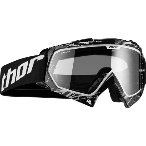 thor motocross goggles thor enemy printed splatter motocross goggles motocross