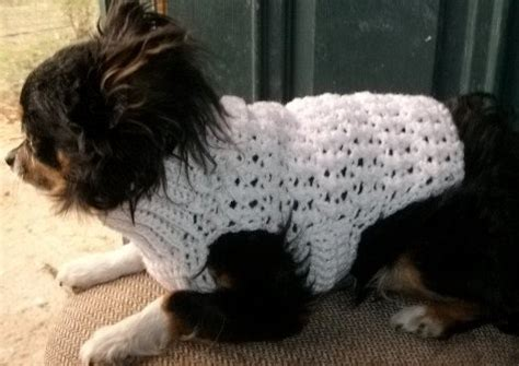 Exceptional Christmas Knitting Patterns For Dogs #4: 2_crochet_dog_sweater_patterns_pdf_patterns__c65e6f89.jpg