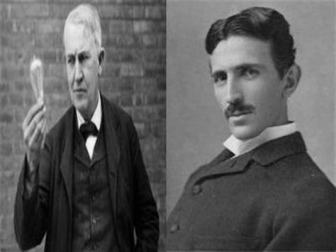 Epic Rap Battles Of History Edison Vs Tesla Image Edison Vs Nikola Tesla Jpg Epic Rap
