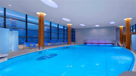 One From The You Are A Photo Pool You Are A by Sheraton Edinburgh Hotel One Spa Swimming Pool