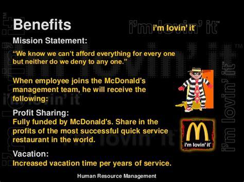 mcdonalds powerpoint template presentationgo com