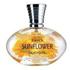 Parfum Silkygirl silkygirl flowers sunflower